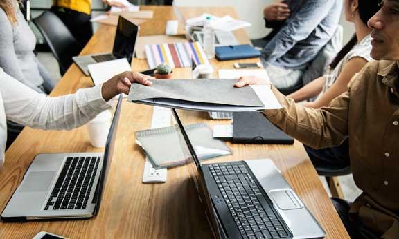 reunión trabajo -mice- ejecutivos - profesionalhoreca