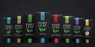 Los tés premium Pure Leaf llegan a España