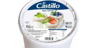 Nuevo Yogur natural El Castillo Especial Hostelería