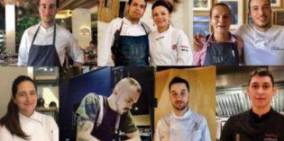 Nueve jóvenes chefs a seguir de cerca: los candidatos al premio Cocinero Revelación 2019