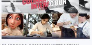 La III Jornada Culinary Interaction tratará sobre diversidad y género en la gastronomía