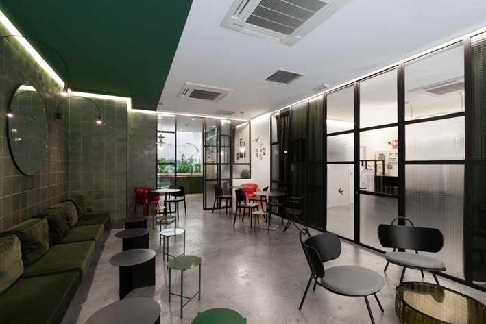 Profesionalhoreca - hostel 2060 -comedor