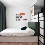 Un oasis urbano y artístico con espacios para ser vividos: así es 2060 Hostel & Market
