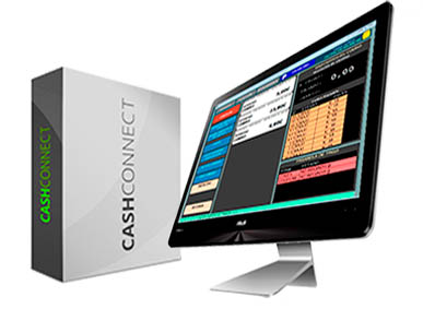 CashConnect, Brin, software, Profesionalhoreca