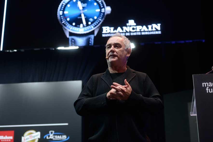 Ferran Adrià, madrid Fusión 2019, ProfesionalHoreca