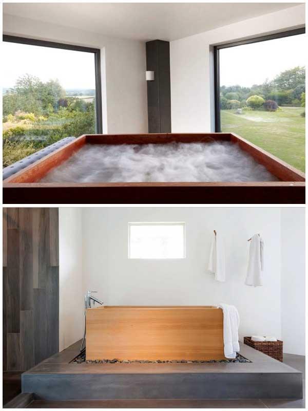 Profesionalhoreca - Freixanet - Wellness - bañera japonesa - ofuro