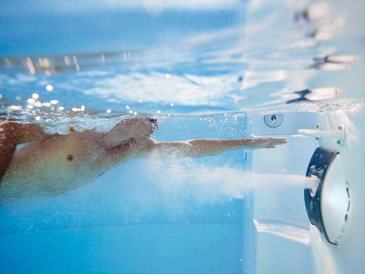 Profesionalhoreca - Freixanet - Wellness - nado contracorriente - piscina