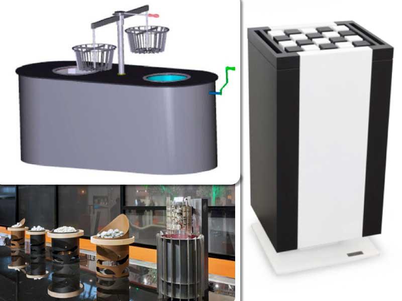 Profesionalhoreca - Freixanet - Wellness - calefactores - sauna