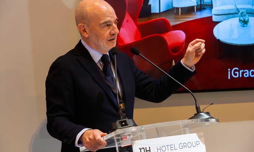 ProfesionalHoreca, Ramón Aragonés, consejero delegado de NH Hotel Grup