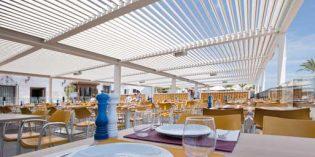 Pérgolas bioclimáticas Saxun: domotización al servicio del confort en la hostelería