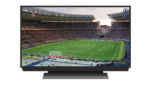 fútbol - televisión- profesionalhoreca