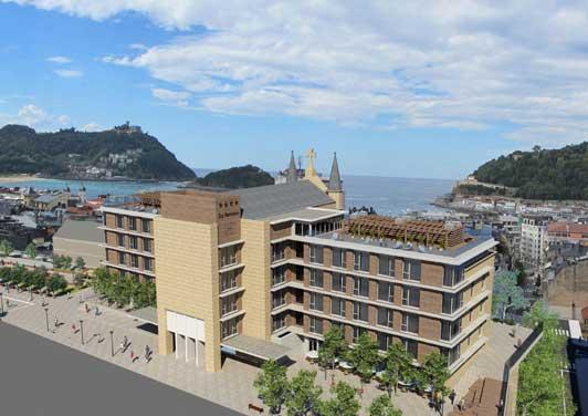 hotel Catalonia Donosti, Profesionalhoreca