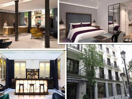 hotel DoubleTree by Hilton Madrid Prado + profesionalhoreca
