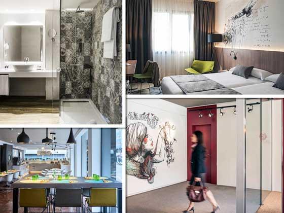 Hotel Mercure Barcelona Condor + Profesionalhoreca