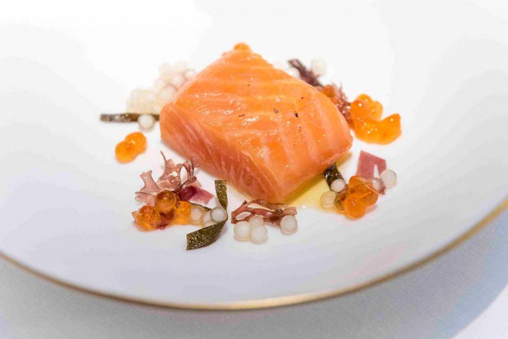 salmón Kvitsoy, Arrom, profesionalhoreca