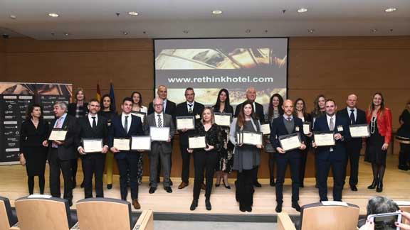 V concurso Re Think Hotel, premiados, profesionalhoreca