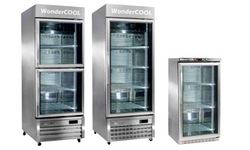 refrigeradores Wondercool - profesionalhoreca