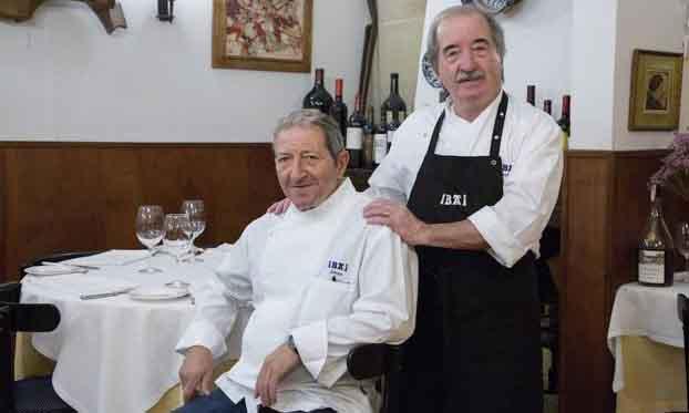 Profesionalhoreca, restaurante Ibai, Juantxo y Alicio Garro