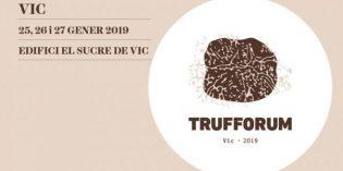 Trufforum, certamen internacional de la trufa, en Vic