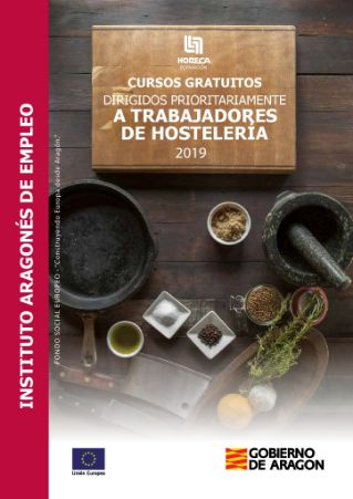 profesionalhoreca HORECA Zaragoza cursos formación