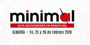 Minimal Almería 2019 reunirá a grandes cocineros especializados en pinchos y tapas