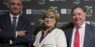 Sercotel cumple 25 años con nueva identidad y marcas en el segmento urbano y vacacional