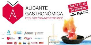 Alicante Gastronómica, 2º Encuentro del Estilo de Vida Mediterráneo