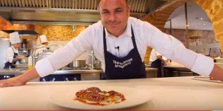 Vídeo-receta: Cochinillo del mar, de Ángel León (Aponiente)
