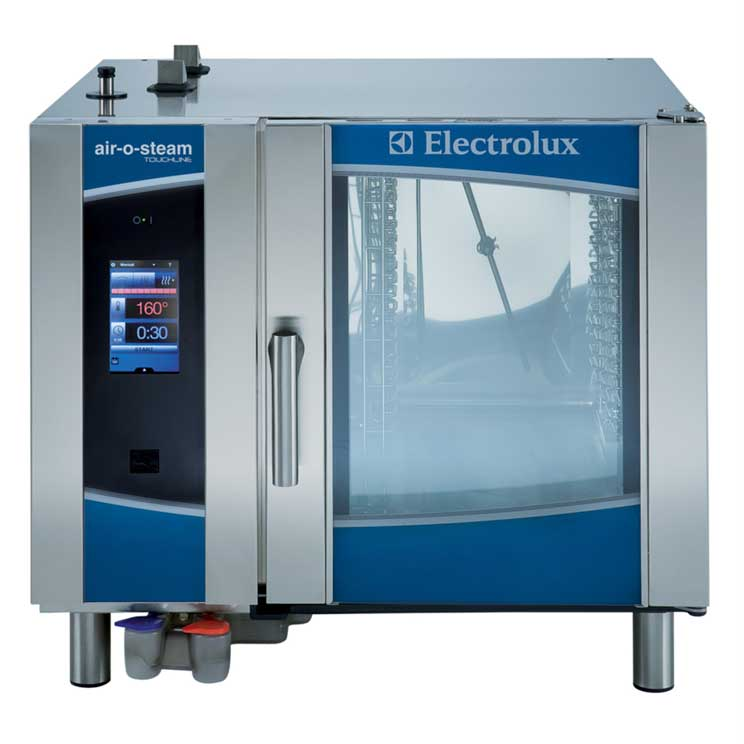 Profesionalhoreca, horno mixto air-o-steam, Electrolux Professional