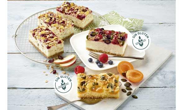 Rectángulos PlacerPlus de Erlenbacher: la nueva generación de pastelería saludable