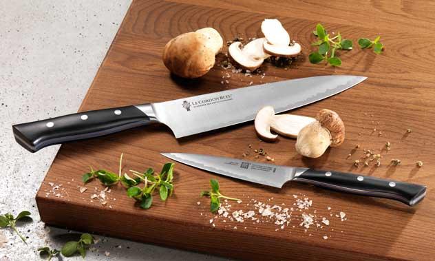 Profesionalhoreca, Zwilling, cuchillos, Le Cordon Bleu