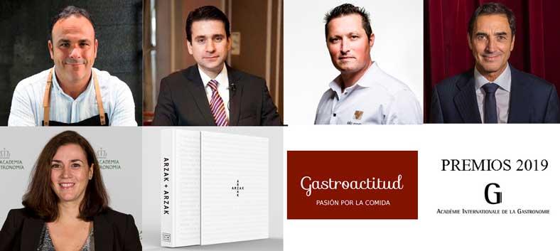 Profesionalhoreca, Academia Internacional de la Gastronomía, premiados