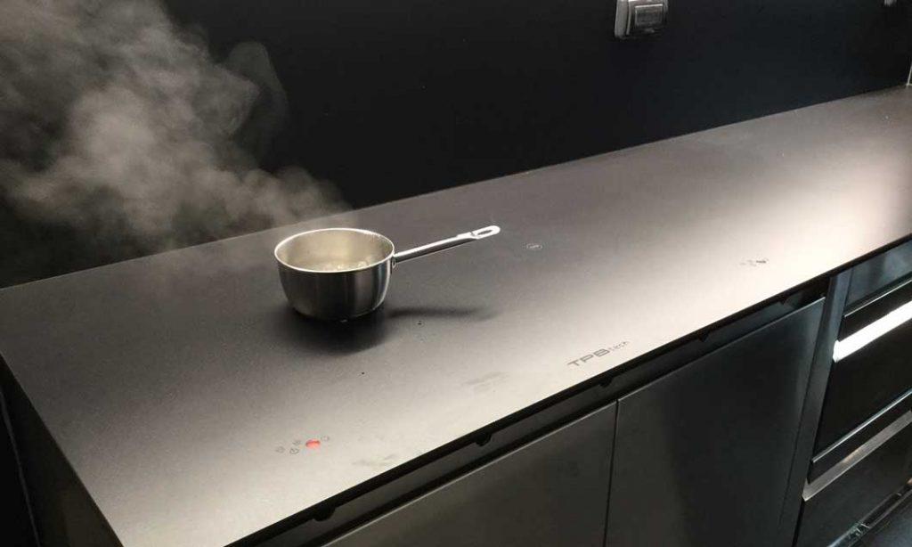 Professionalhoreca, encimera cocina TPB tech