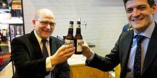 Calidad Pascual distribuye la cerveza Marlen en el canal horeca