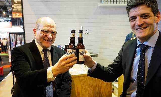 Profesionalhoreca, cerveza Marlen, Calidad Pascual, HIP 2019