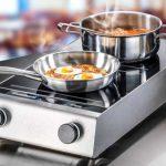 Nuevas placas y planchas Garland: cocina profesional de inducción de alto rendimiento
