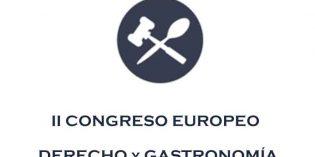 II Congreso Europeo de Derecho y Gastronomía, en el marco de HIP 2019