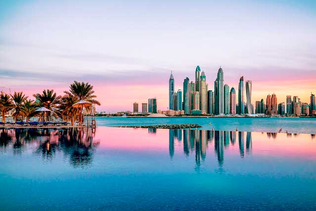 hotel Dukes Dubai, piscina, Profesionalhoreca