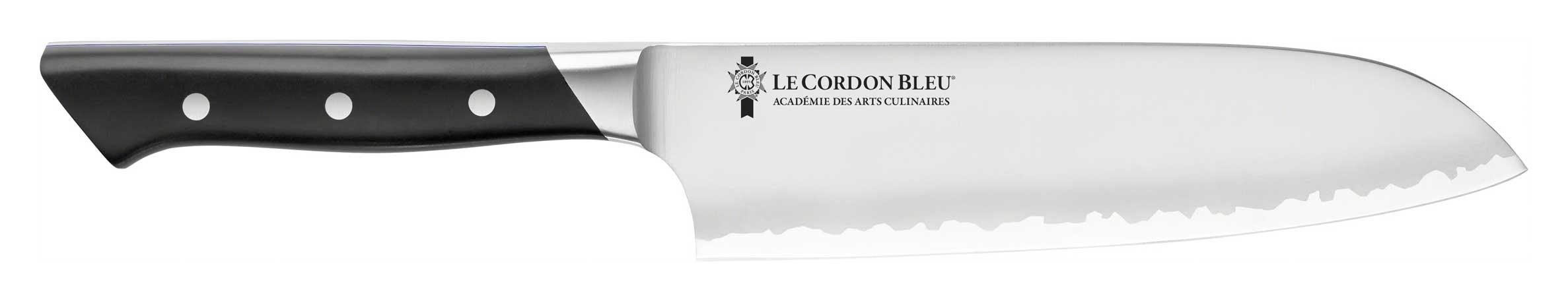 Profesionalhoreca, Zwilling, cuchillo Santoku, Le Cordon Bleu