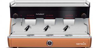 Futurmat Sensius, la máquina de café inteligente pensada para el barista