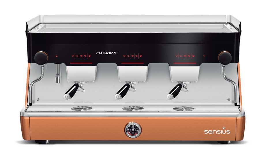 Profesionalhoreca, máquina de café Futurmat Sensius, Quality Espresso