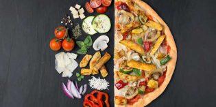 Llega la primera pizza con carne y queso 100% vegetales