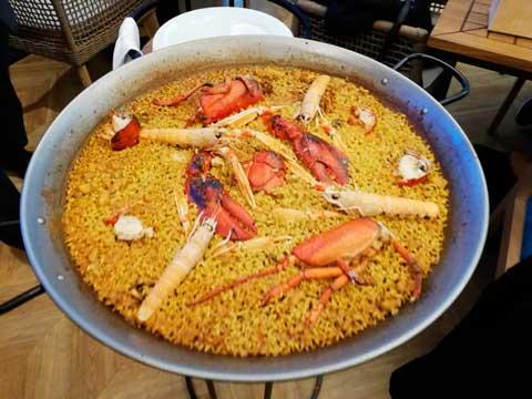 Profesionalhoreca.arroz, Arrozante, Barceló