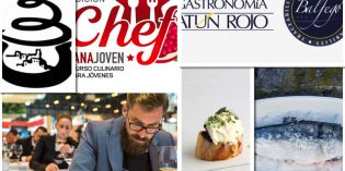 Chef Balfegó, Campeonato de España de Sumilleres, Cortos Salvajes y hasta seis concursos gastronómicos interesantes