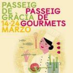 El II Festival Passeig de Gourmets volverá a reunir a grandes chefs en el Paseo de Gracia