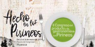 II Congreso del Producto y la Gastronomía de los Pirineos