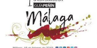 Grandes vinos de España en el I Salón Selección Málaga de Guía Peñín