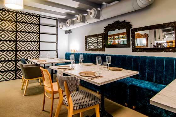 Profesionalhoreca, Café Madrid, restaurante
