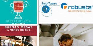 Becas Euro-Toques, Gastroescuela Gira Jóvenes y más noticias gastro