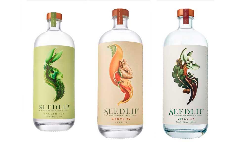 Profesionalhoreca. destilados sin alcohol Seedlip